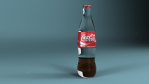 This is a Coca-Cola bottle that was created and rendered using Maya at the Centre for Arts & Technology during a one-day course I took